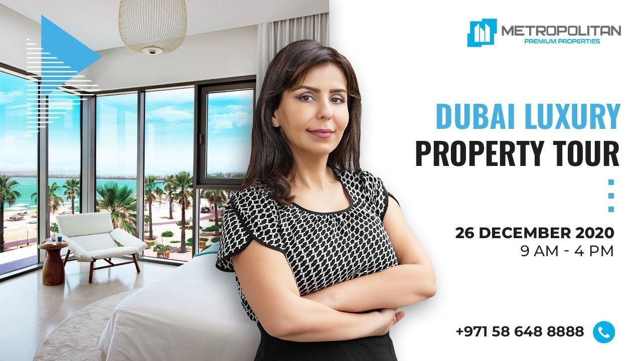 Dubai Luxury Property Tour: 26 December 2020